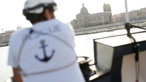 L'Aquarius de SOS Méditerranée est arrivé à Marseille le 29 juin 2018