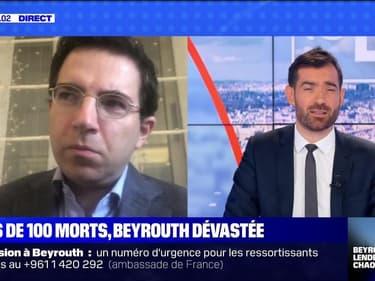 Plus de 100 morts, Beyrouth dévastée (3) - 05/08