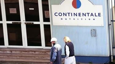 Continentale Nutrition va être repris par Alandia.