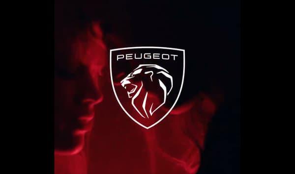 Le nouveau logo de Peugeot s'inspire de celui de 1963