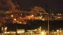 La raffinerie Total au Havre, ici en 2008.