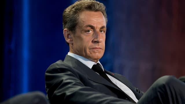 """Nicolas Sarkozy dénonce une réforme territoriale """"ratée""""."""