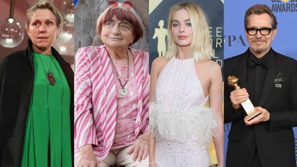 Frances McDorman, Agnès Varda, Margot Robbie et Gary Oldman font partie des nommés aux Oscars 2018