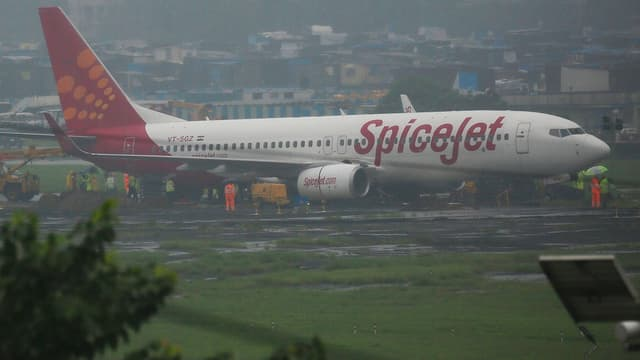 SpiceJet représente environ 13% du marché aérien en Inde.