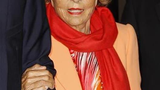 Les juges chargés de l'enquête sur un éventuel abus de faiblesse de l'héritière de L'Oréal, Liliane Bettencourt, s'intéressent à un investissement de 143 millions d'euros en 2011 dans une société de paris en ligne. /Photo prise le 29 mars 2012/REUTERS/Ben