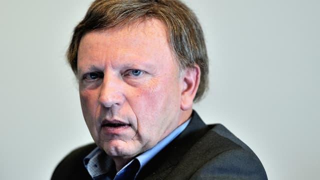 L'écologiste Antoine Waechter, candidat des Verts à l'élection présidentielle de 1988, se lance à nouveau dans la course.