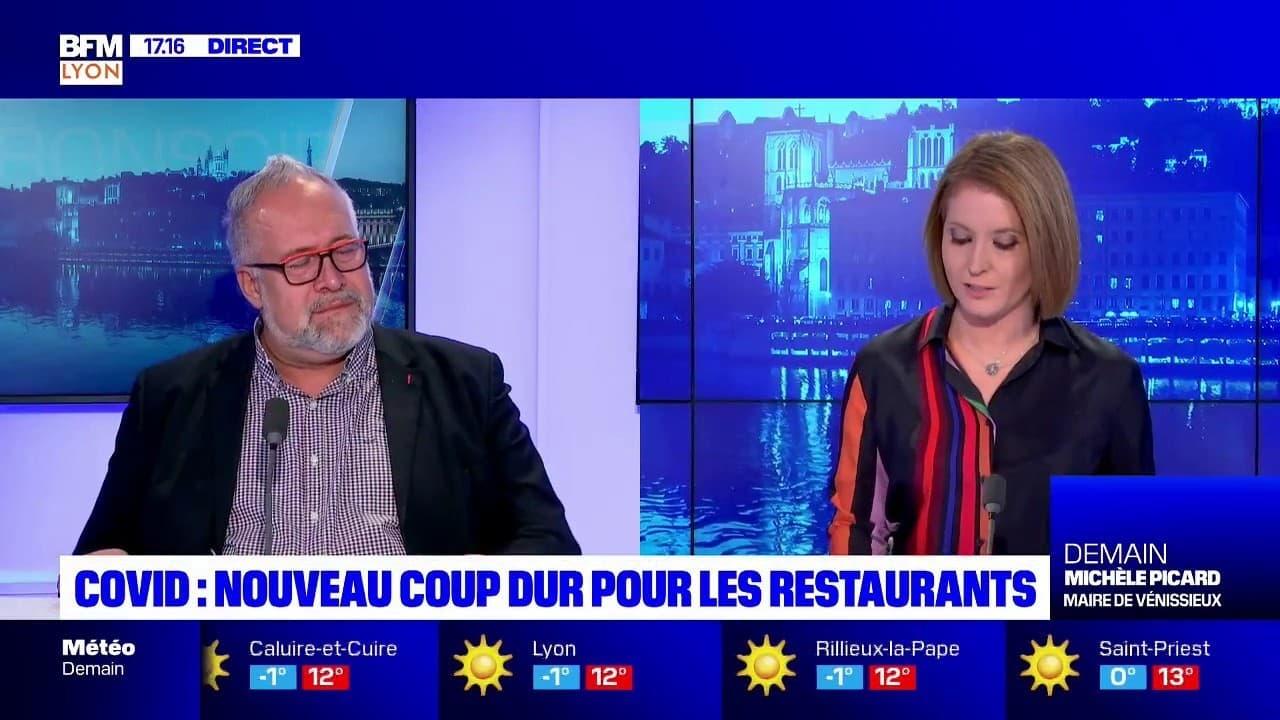 """Le président de l'UMIH appelle les restaurateurs à """"ouvrir et à montrer qu'ils existent"""" le 15 décembre"""