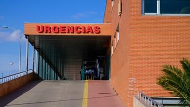 Les urgences de l'hôpital Alcazar de San Juan, en Espagne