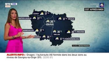 Météo Paris-Île de France du 11 août: jusqu'à 37°C attendus