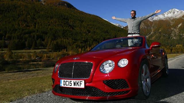 Après une saison 2 de Top Gear France bien remplie, Le Tone a bien mérité un détour par Genève histoire d'en prendre plein les yeux.