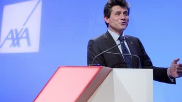 """""""La révolution du digital et des données va transformer toute la chaîne de valeur de l'assurance"""" a déclaré Henri de Castries, Président-directeur général du groupe Axa."""