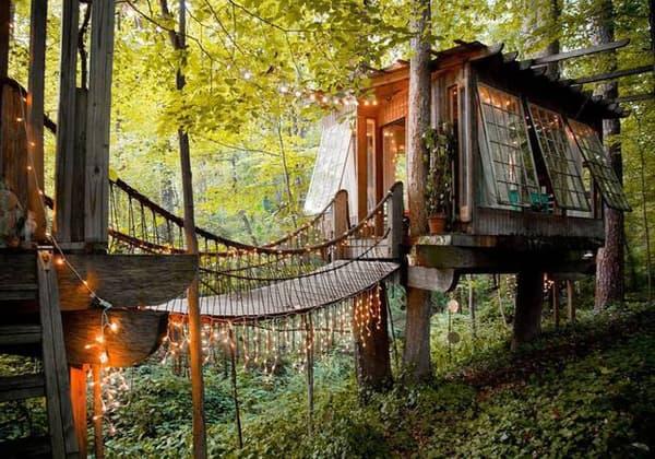 Un an d'attente pour la maison la plus réservée sur Airbnb.