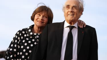 Macha Meril et Michel Legrand