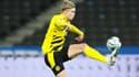Erling Haaland  a permis à Dortmund de s'imposer contre le Hertha Berlin.