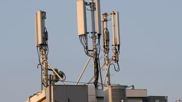 Une antenne-relais à Nice (photo d'illustration)