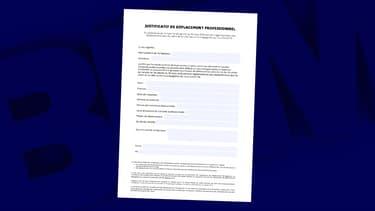 Avec cette nouvelle version du document signé par l'employeur, il n'est pas nécessaire que le salarié se munisse, en plus de ce justificatif, de l'attestation de déplacement dérogatoire.