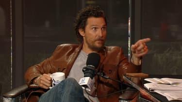 Matthew McConaughey dans le Rich Eisen Show