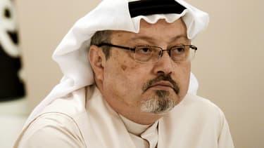 Jamal Khashoggi le 15 décembre 2014