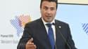Zoran Zaev, le Premier ministre macédonien