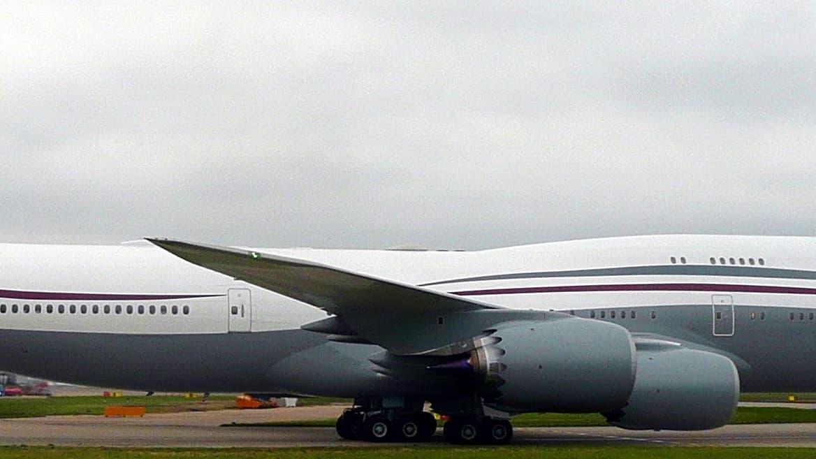 L'émir du Qatar vend l'un de ses plus luxueux Boeing 747