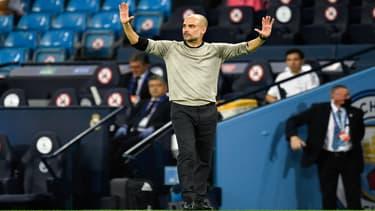 Pep Guardiola, coach de Manchester City