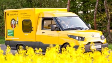 La poste allemande se dote d'une flotte d'utilitaires électriques qu'elle a décidé de produire elle-même.