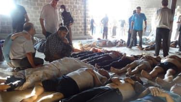 L'OIAC va envoyer une équipe d'enquêteurs à Douma, en Syrie, après l'attaque chimique présumée de samedi.
