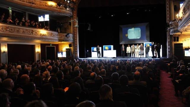 La huitième cérémonie des BFM Awards