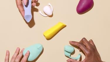 Les sextoys de Dame Products, présents au CES 2020