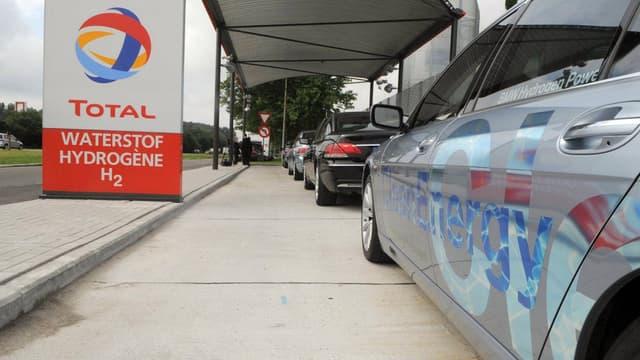 Total, qui investit déjà dans l'hydrogène, fait partie des industriels qui  veulent le promouvoir comme énergie de référence.