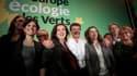 """Les cadres de EELV réunis en 2013 lors de l""""élection d'Emmanuelle Cosse à leur tête"""