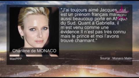 Charlène de Monaco maman : La princesse parle pour la première fois de ses jumeaux Jacques et Gabriella