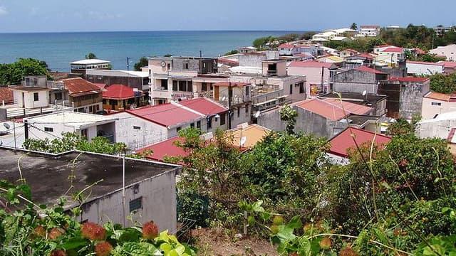 Sainte-Luce, en Martinique