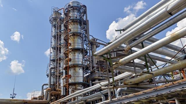 Les stocks de gaz sont élevés en France grâce à un hiver 2013-2014 doux.