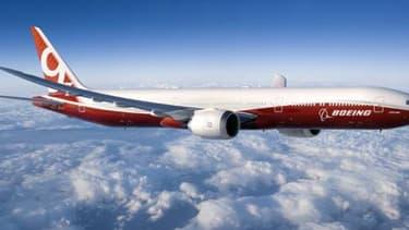Le Boeing 777X, dont la production va être lancée, sera aussi produit depuis la France.