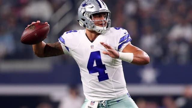 Le rookie Dak Prescott s'est imposé comme le quarterback légitime des Dallas Cowboys et va disputer ses premiers playoffs de NFL cet hiver.