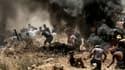 Plusieurs dizaines de Palestiniens ont été tués ce lundi.