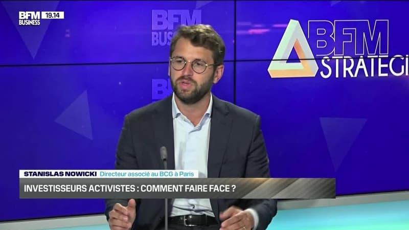 BFM Stratégie (Cours n°162): Comment faire face aux investisseurs activistes ? - 31/07
