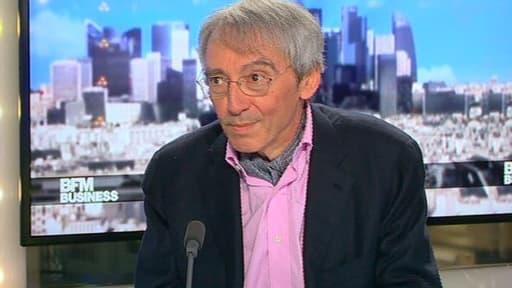 Pierre Pringuet, le patron de Pernod-Ricard, était l'invité de BFM Business, ce jeudi 7 novembre.