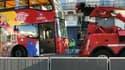 Le bus de la compagnie City Sightseeing Paris.