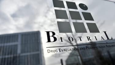 Le parquet de Paris a ouvert une information judiciaire sur les circonstances dans lesquelles un homme est mort, à la suite d'un essai clinique réalisé par le laboratoire Biotrial, à Rennes. (Photo d'illustration)