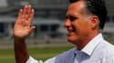 Le parti républicain a officiellement investi, mardi, Mitt Romney comme son candidat à l'élection présidentielle américaine du 6 novembre face au président démocrate sortant Barack Obama. /Photo prise le 28 août 2012/REUTERS/Brian Snyder