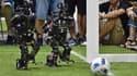 L'équipe de France de foot robotique est devenue championne du monde en battant la Chine par 4 buts à 0.