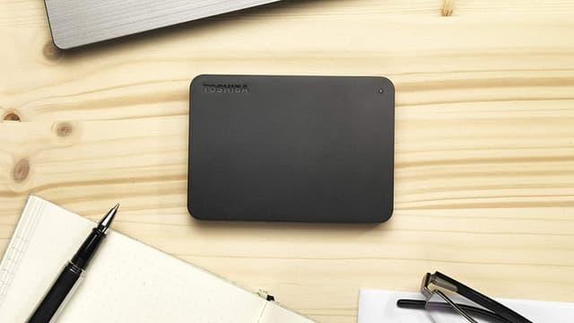 Amazon : bon plan sur le disque dur externe 4 TO à moins de 85 euros