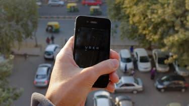 Uber a connu un essor fulgurant.