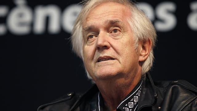 Henning Mankell en 2011.