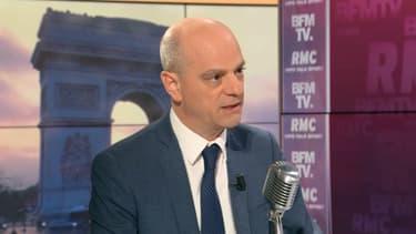 Jean-Michel Blanquer, invité de BFMTV-RMC vendredi 6 décembre 2019.