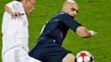 Le défenseur brésilien a quitté ses coéquipiers à l'heure de jeu, expulsé pour une faute puis une marque d'ironie à l'encontre de l'arbitre.