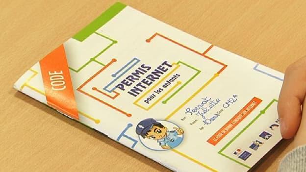 Un permis visant à protéger les enfants des risques liés à Internet vient d'être lancé.