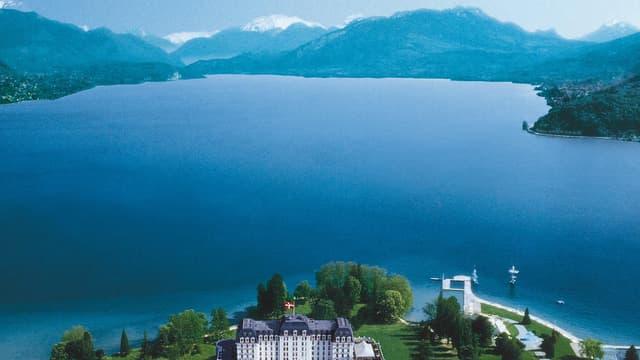 L'Imperial hôtel à Annecy